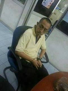 Guru hina anggota keselamatan di lahad datu ditangkap
