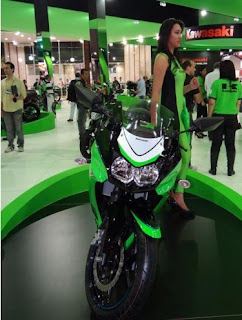 Kawasaki Ninja 250R 2012 Spesial Edition