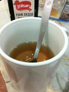 Bole di minum terus 1sudu teh seawal pagi sebelum sarapan,cara makan ...