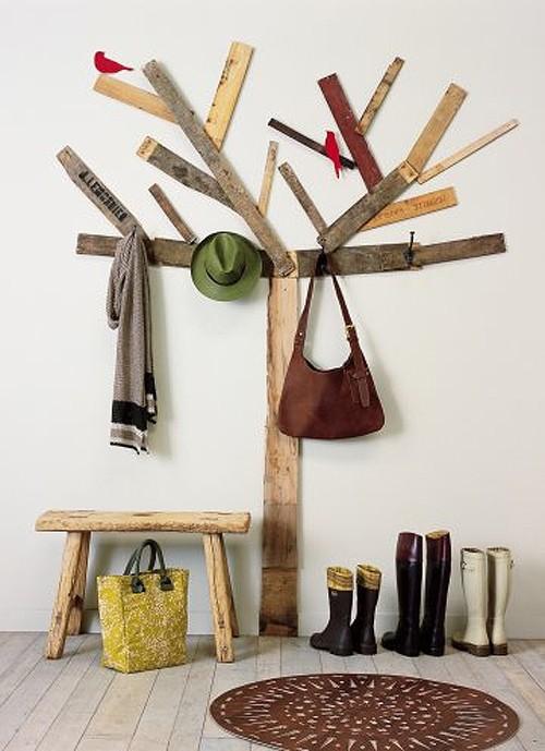 idee riciclo: il legno   blog di arredamento e interni - dettagli ... - Idee Arredamento Riciclato
