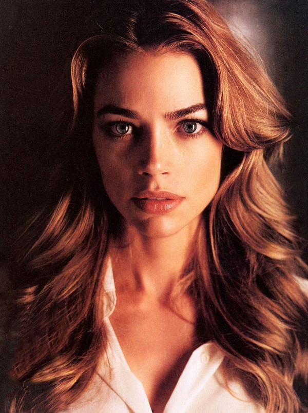 Denise Richards Hair Color