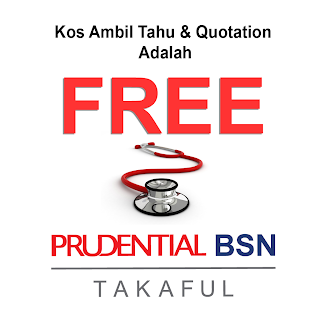 PruBsn Takaful Quotation