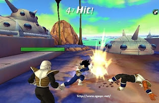 Free Download DragonBall Z Sagas ps2 for pc Full Version ZGASPC