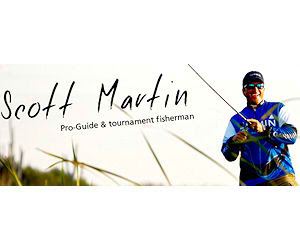 Fish with a Pro - Scott Martin