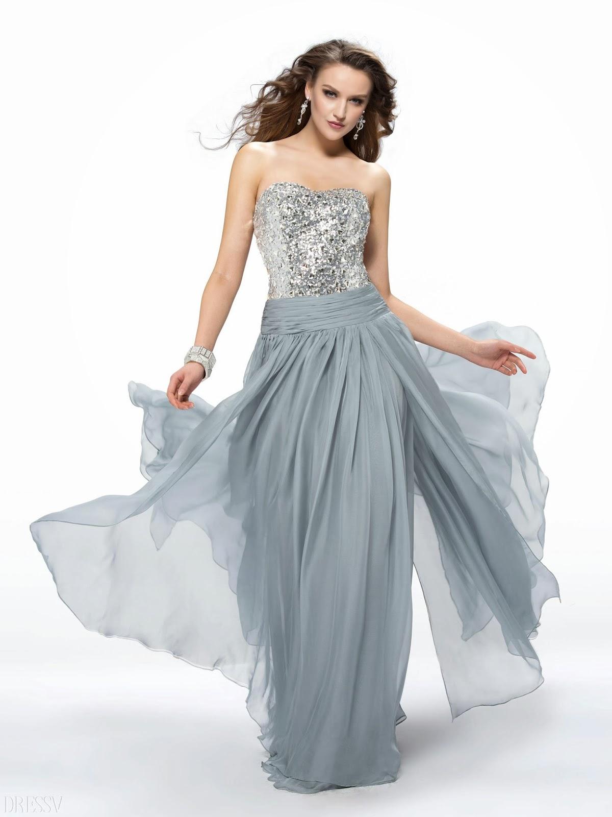 Kaiyo Aino Blog: Dress to Impress: Dressv`s Mermaid Wedding Dresses