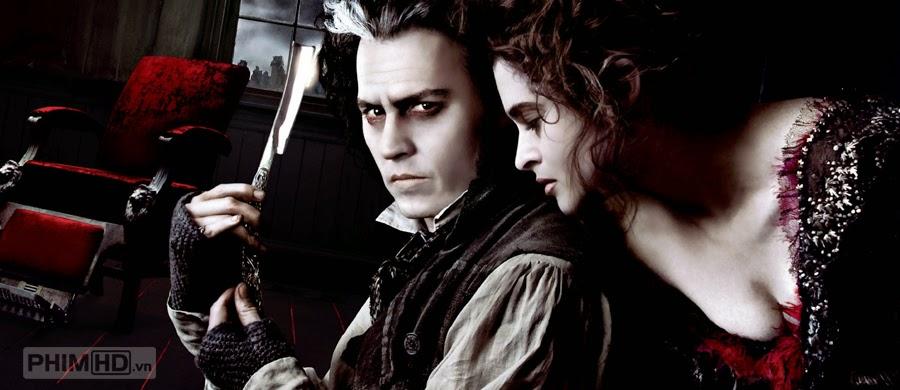 Phim Người Thợ Cắt Tóc Độc Ác VietSub HD | Sweeney Todd: The Demon Barber of Fleet Street 2007