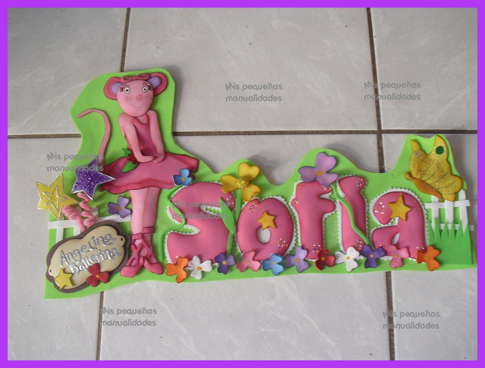 nombre decorado:::-ANGELINA BALLERINA::_