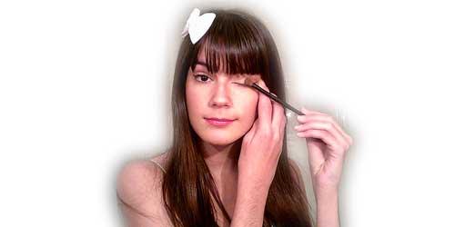 aplicar sombras ojos monika sanchez guapa al instante