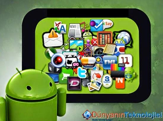 Android Market Uygulamaları indir