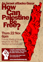 Public Meeting on Gaza