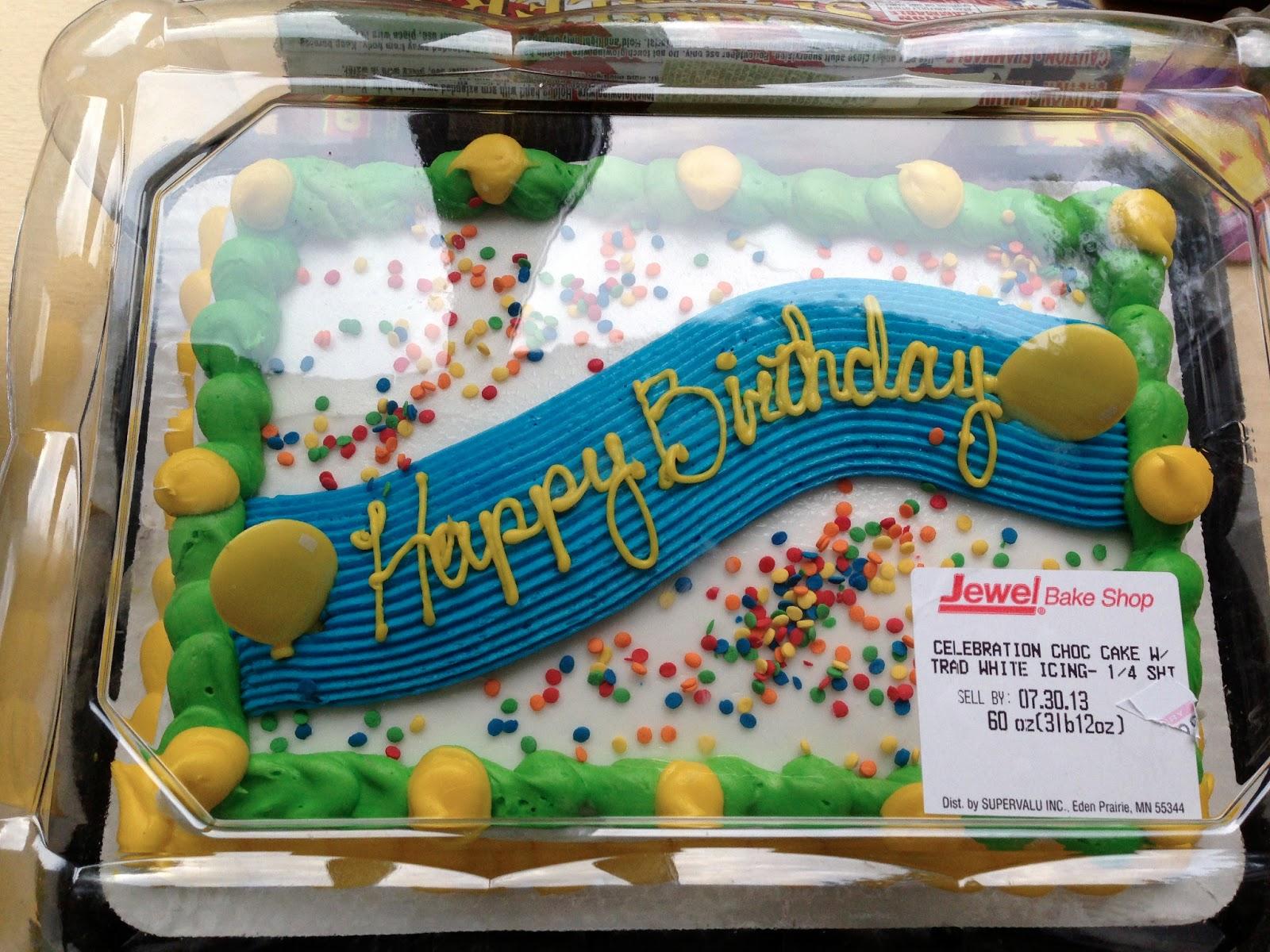 Jewel Birthday Cakes My blog