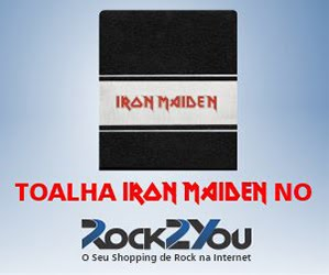 ROCK2YOU - TOALHA