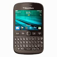 Harga HandPhone BlackBerry 9720 Samoa - 512 MB - Hitam