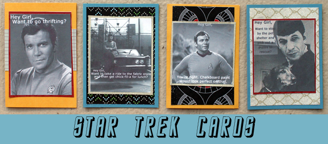 Punk projects the star trek blog hop star trek greeting cards bookmarktalkfo Image collections