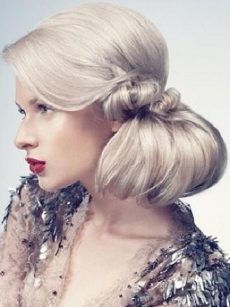 Mezuniyet balo saç modelleri 2012 2013