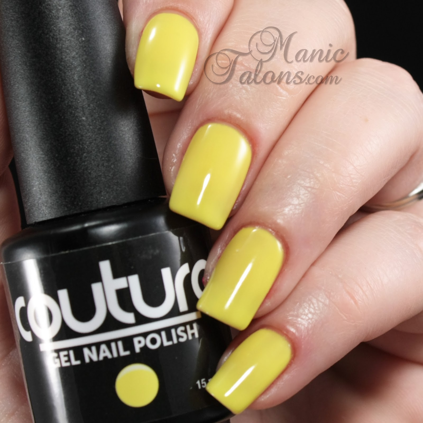 Couture Gel Polish Tres Chic Swatch