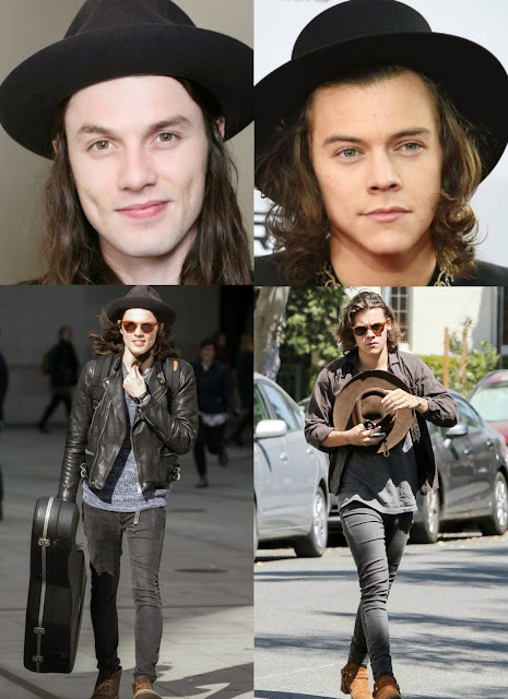 James Bay Harry Styles
