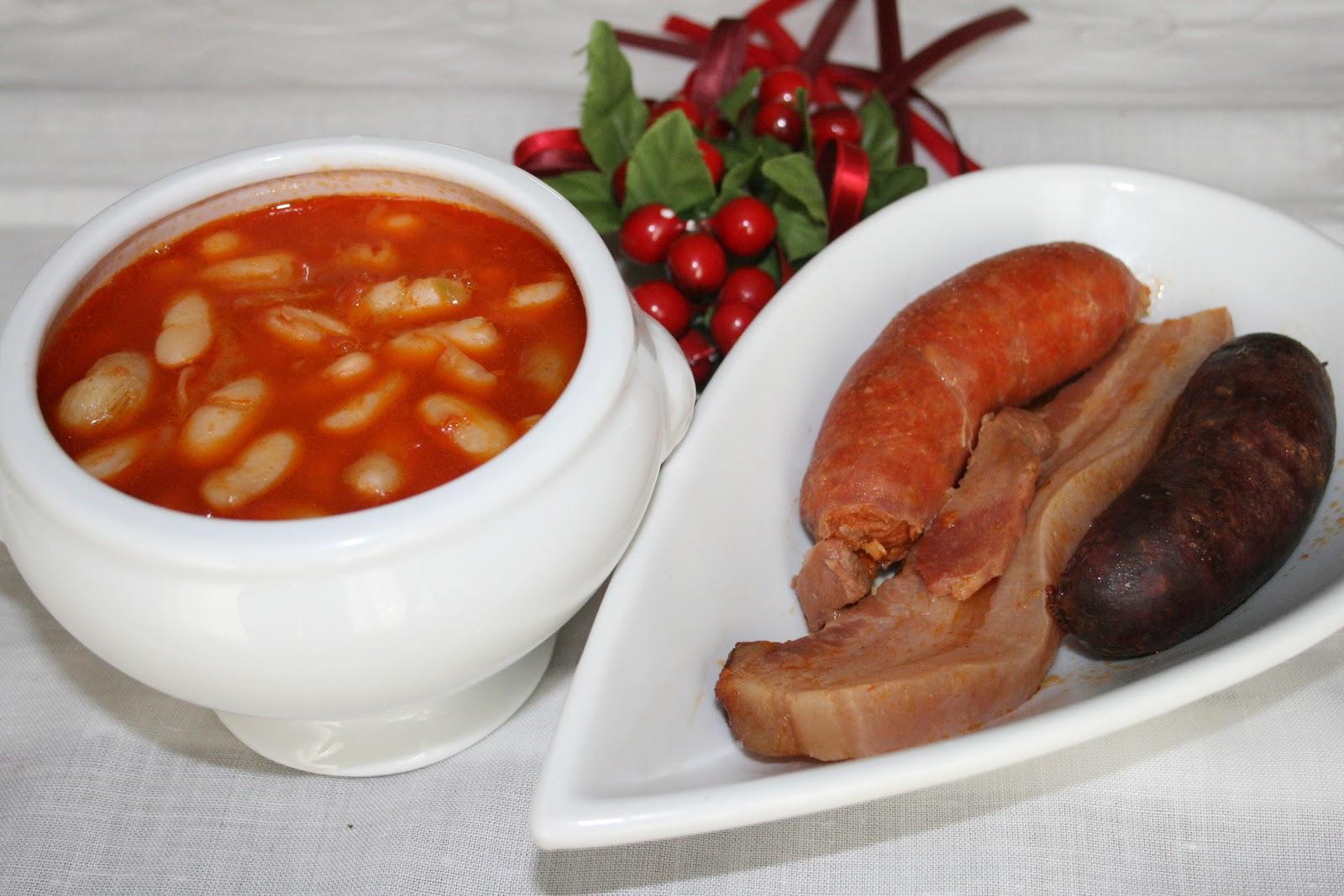Aprendiendo a cocinar fabada asturiana for Como cocinar fabada asturiana