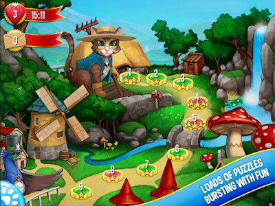 Pet Rescue Saga Mod (Unlimited Lives) v1.1.3.1 APK