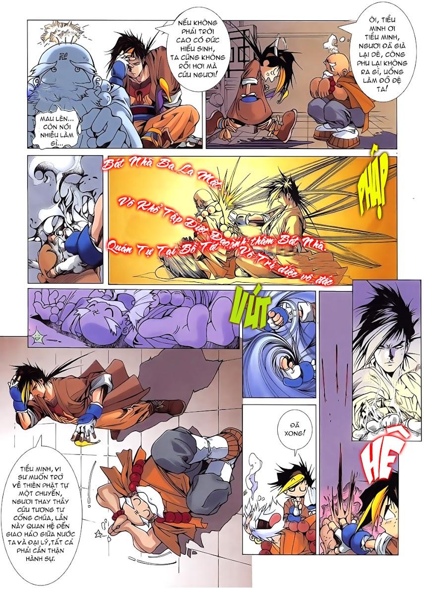 Lục Đạo Thiên Thư chap 5 - Trang 4