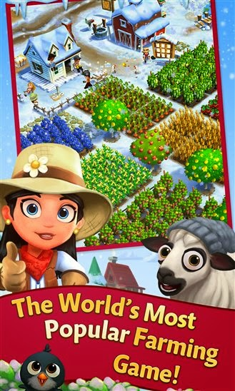 Zynga releases FarmVille 2: Country Escape game for Windows Phone