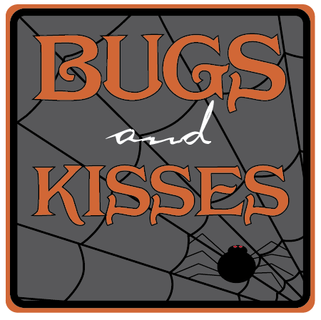 Insane image within bugs and kisses printable