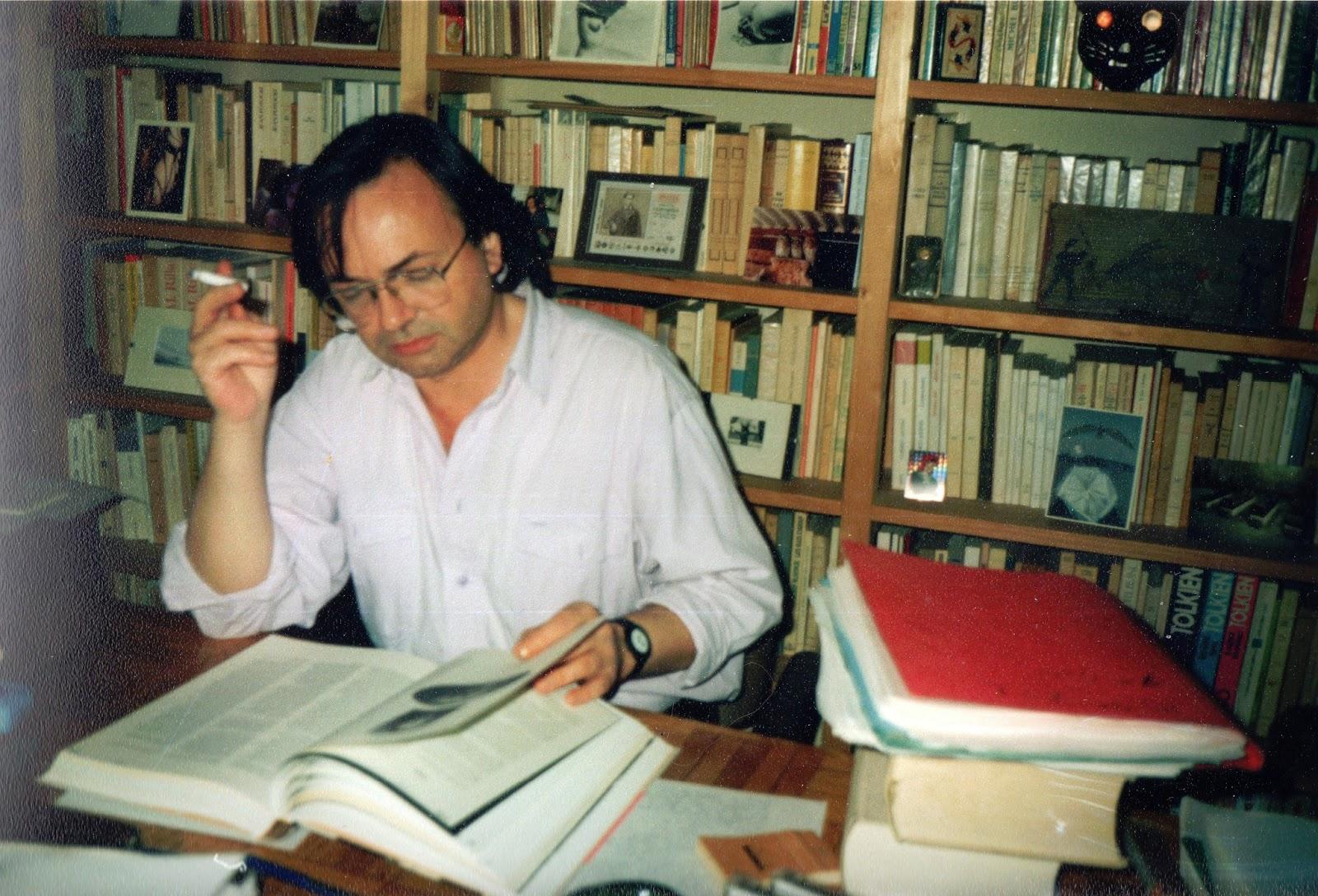 PIERRE PEUCHMAURD AVRIL 2019: toujours immanquablement présent sur la scène de la poésie française