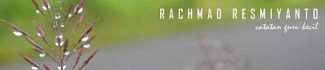 Rachmad Resmiyanto