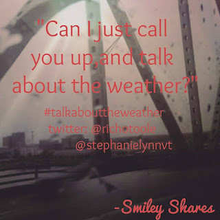 Talk About the Weather Lyrics