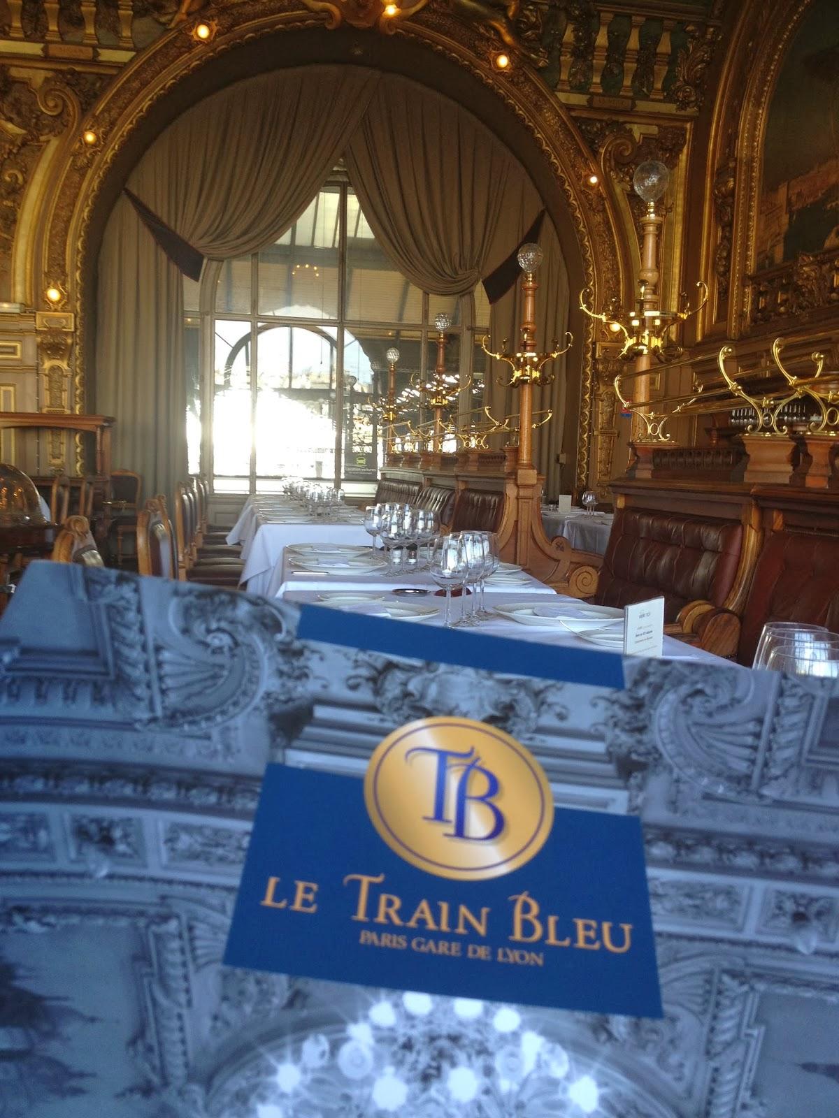 Bonne Adresse #9 : Le Train Bleu