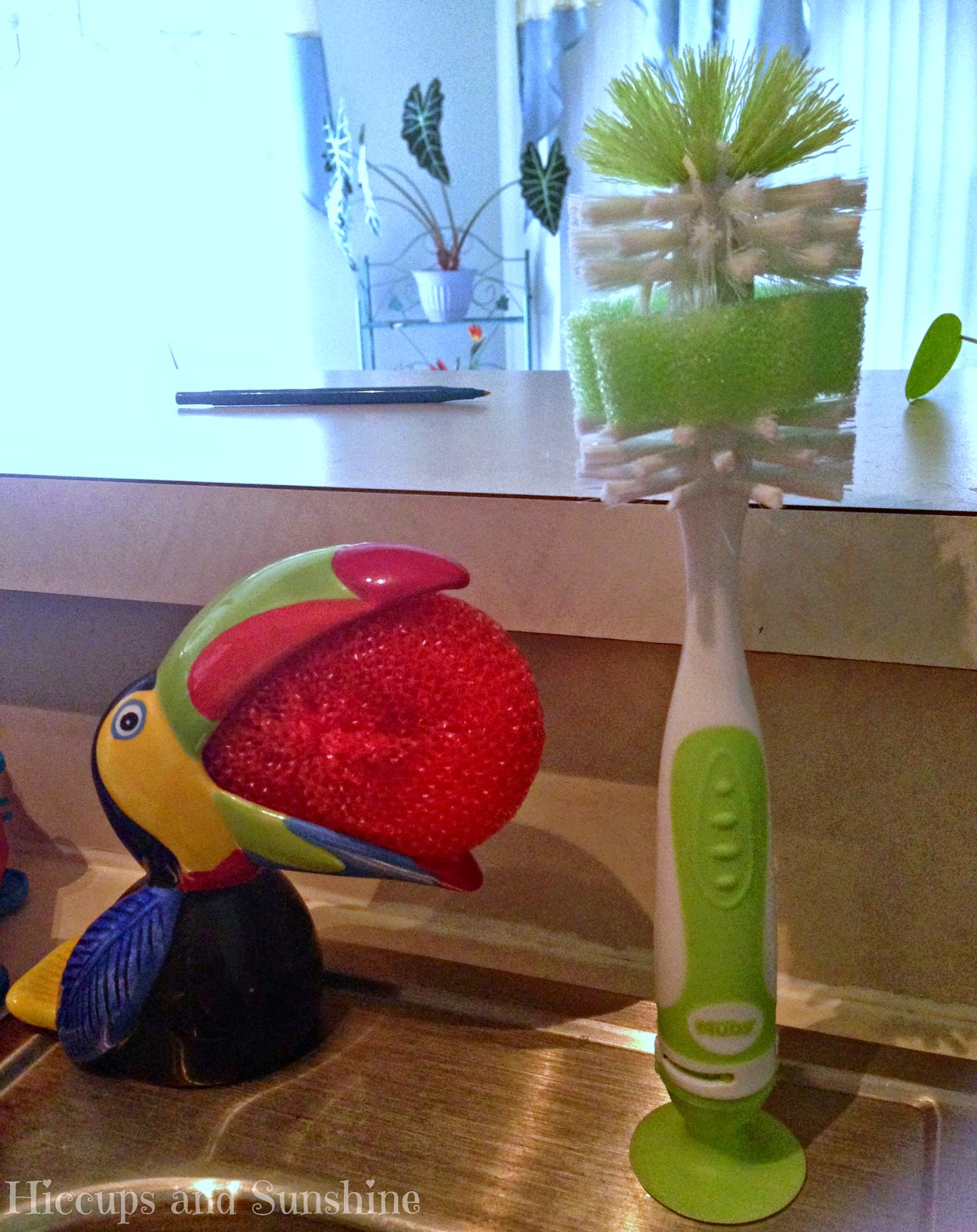 Nuby Easy Clean Bottle Brush