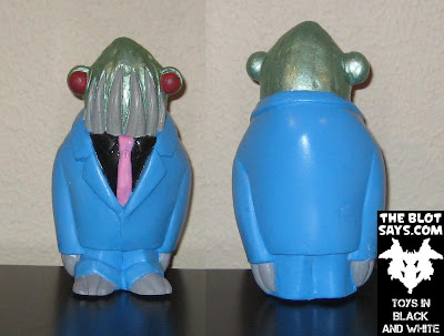Toy Review: Kickstarter Edition Morgon XL Resin Figure by Motorbot
