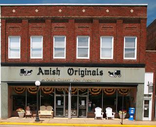 Margaret Park Ethnography Of The Amish