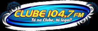 ouvir a Rádio Clube FM 104,7 São Carlos SP
