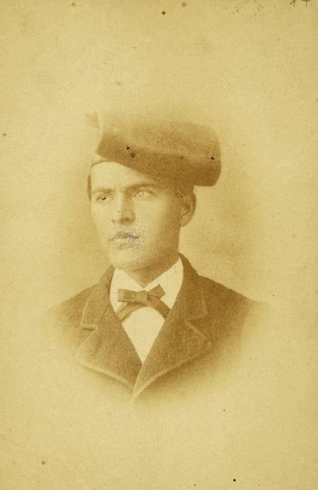 Jacinto Verdaguer, fotografía de Heribert Mariezcurrena