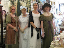 My Favorite Regency Girls!