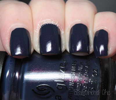 china glaze the great outdoors sleeping under the stars review swatches