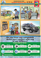 Make your Police Complaints