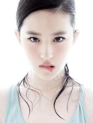 Liu Yifei - Crystal Liu foto 5