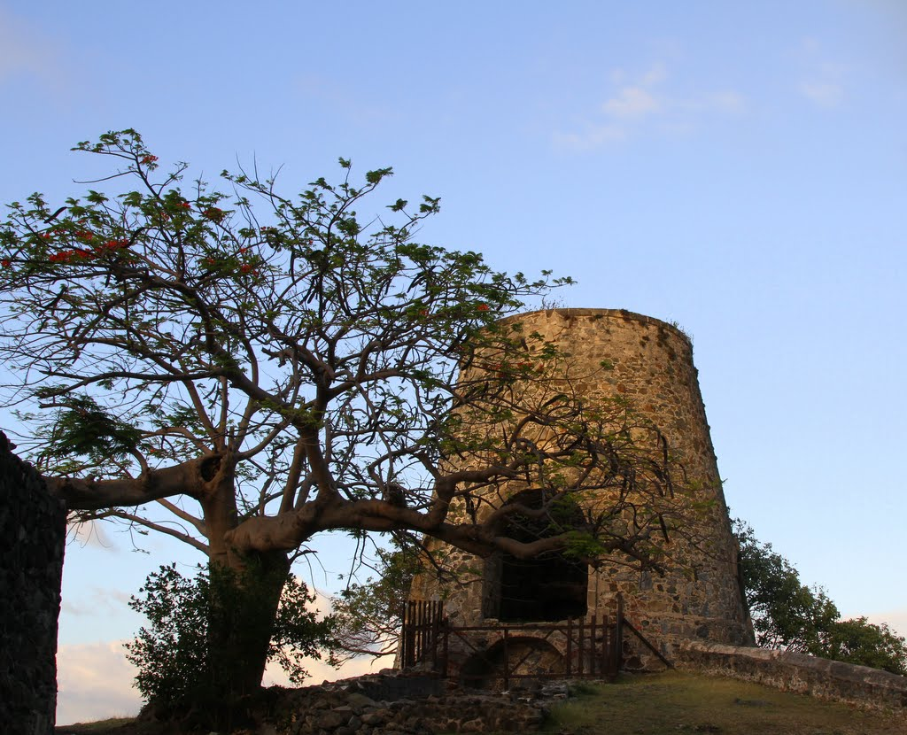 annaberg sugar mill ruins one of the most scenic ruins on the island