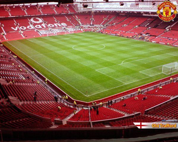 Sejarah Stadion Old Trafford-MU