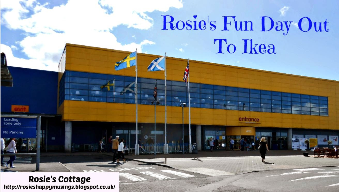 Rosie 39 s cottage rosie 39 s fun day out some ikea for Stores like ikea in hawaii
