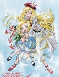 Kaleido Star: Legend of Phoenix - The Layla Hamilton Story