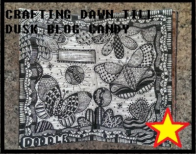 Crafting Dawn till dusk candy