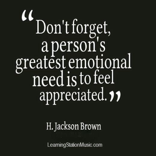 BE APPRECIATIVE | Fez Tayz