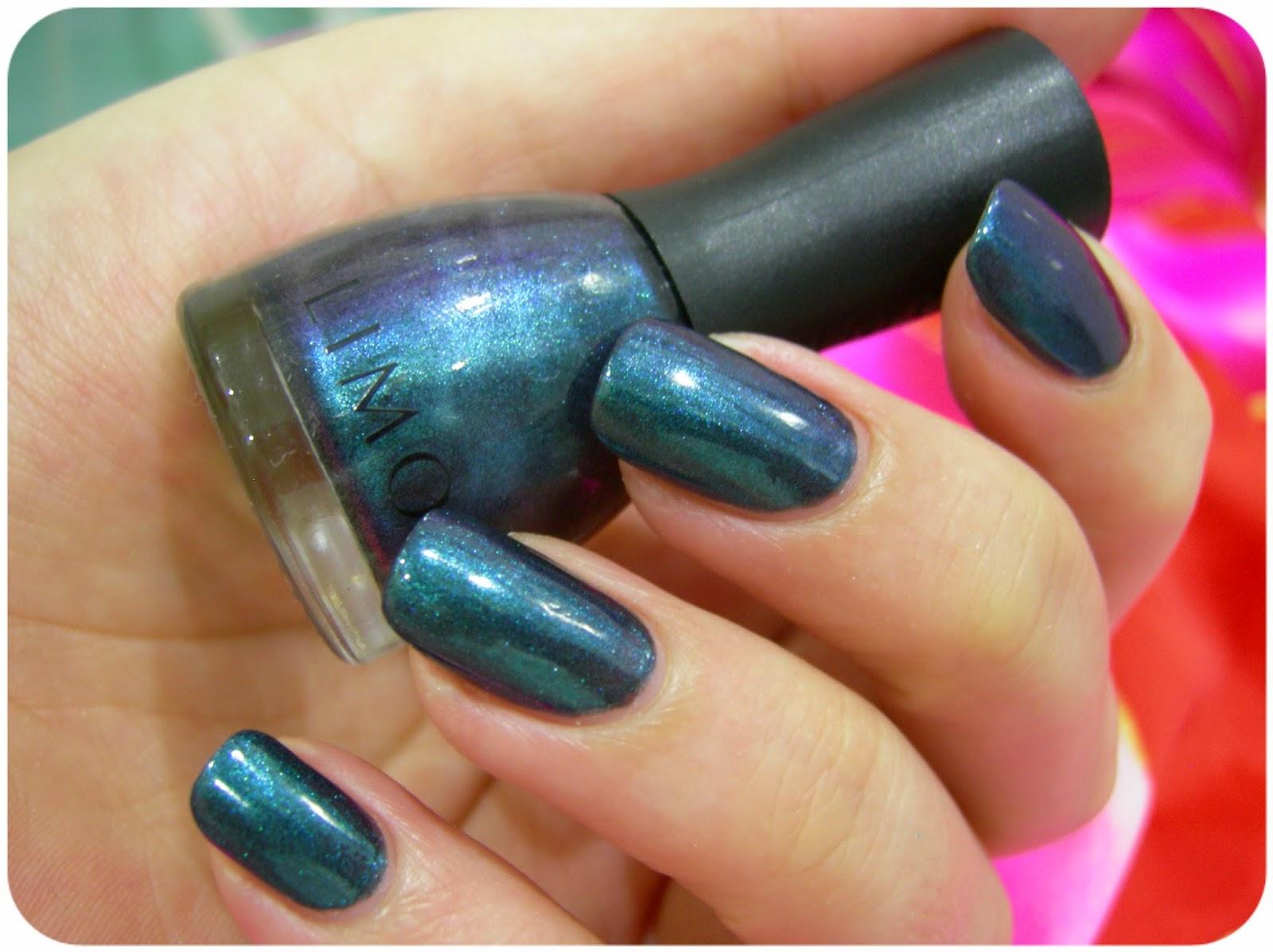 Сочетание цветов лака для ногтей (36 фото маникюр из двух оттенков) 22