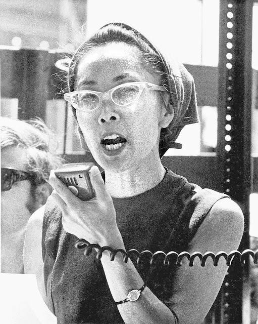 Yuri Kochiyama in 1968