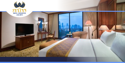 Royal Suite 1 Bedroom The Sultan Hotel Jakarta