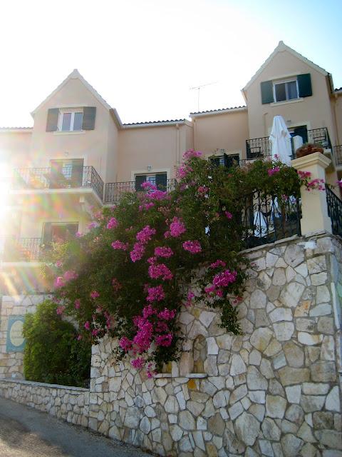 Agnantia Hotel, Kefalonia Greece