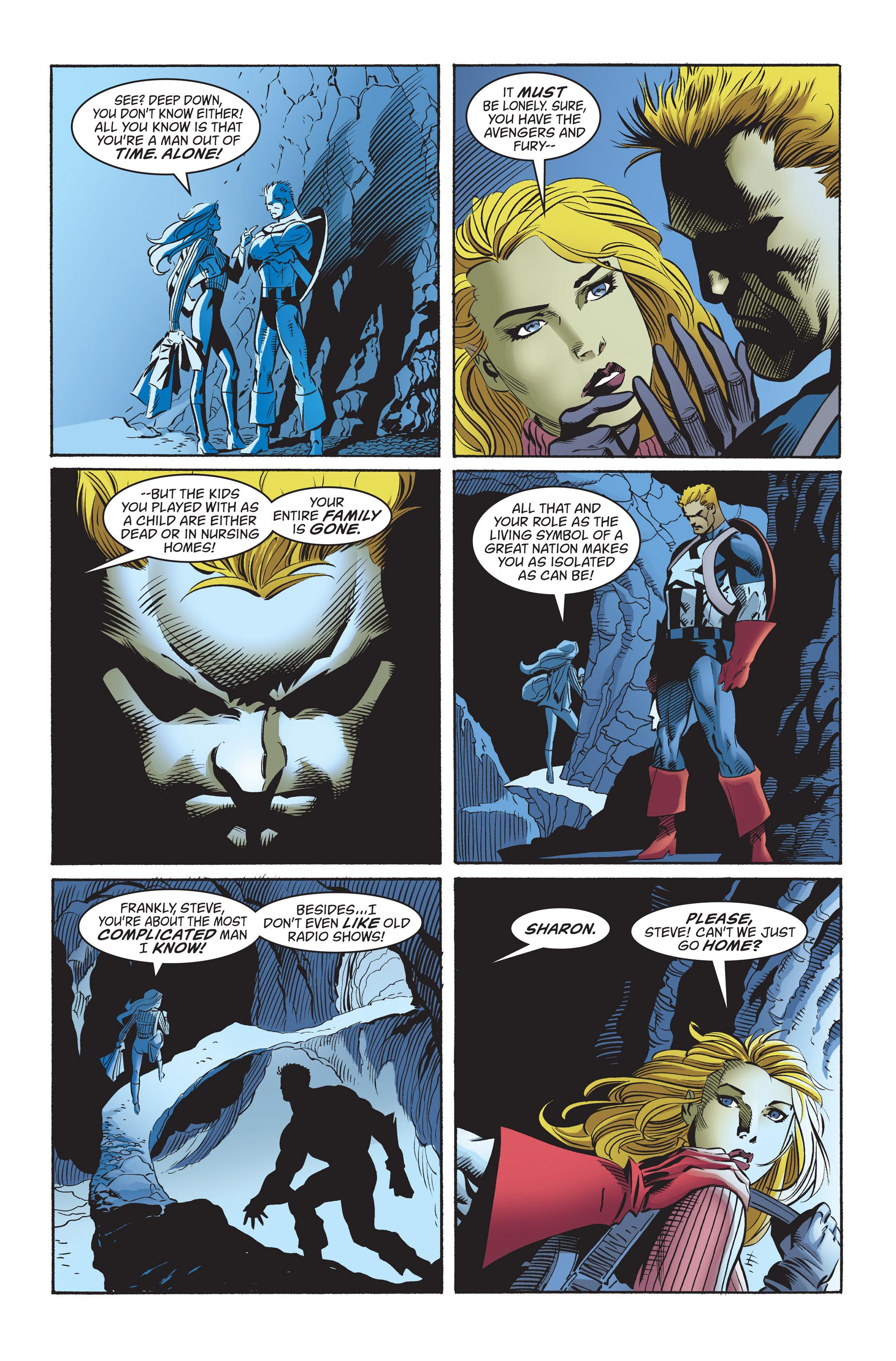 Captain America (1998) Issue #31 #37 - English 18